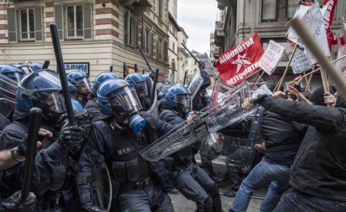 "Quando chi si definisce ""antifascista"" si comporta dafascista"