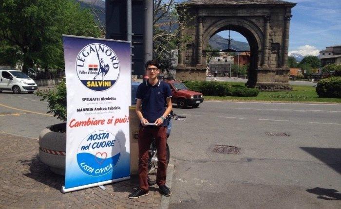 Alle elezioni di Aosta boom della Lega Nord, a 3 punti % dalPD