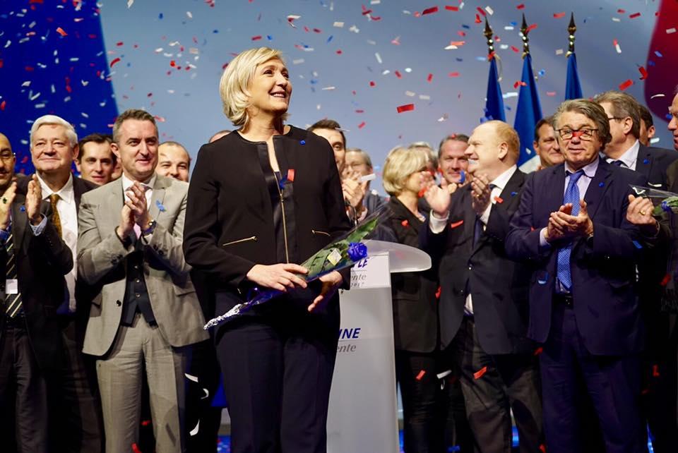 Le Pen 2017